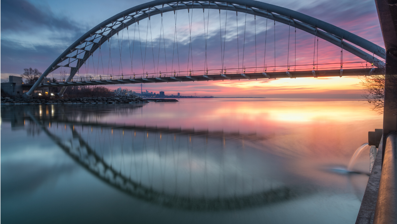 mimico humber bridge